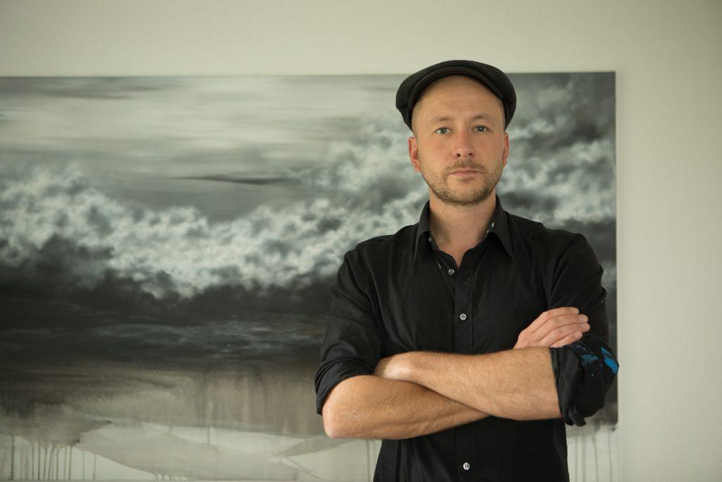 AN INTERVIEW WITH CONTEMPORARY ARTIST DAVID STEGMANN