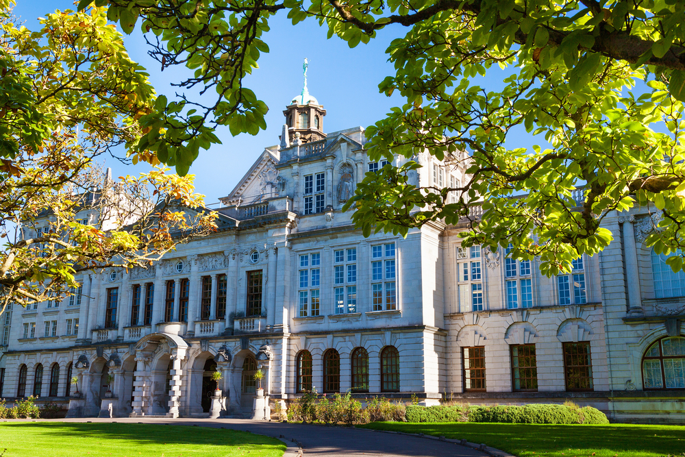 THE STUDENT EXPERIENCE AT CARDIFF UNIVERSITY