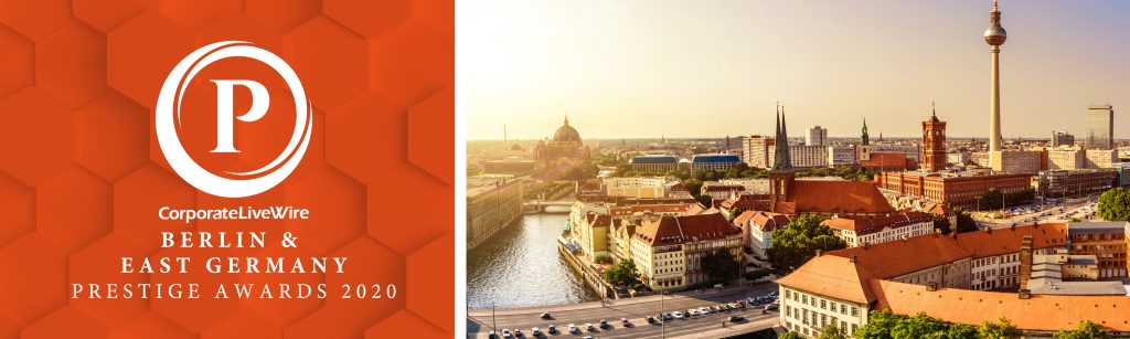 THE BERLIN & EAST GERMANY PRESTIGE AWARDS GUIDE 2020 IS NOW OUT.