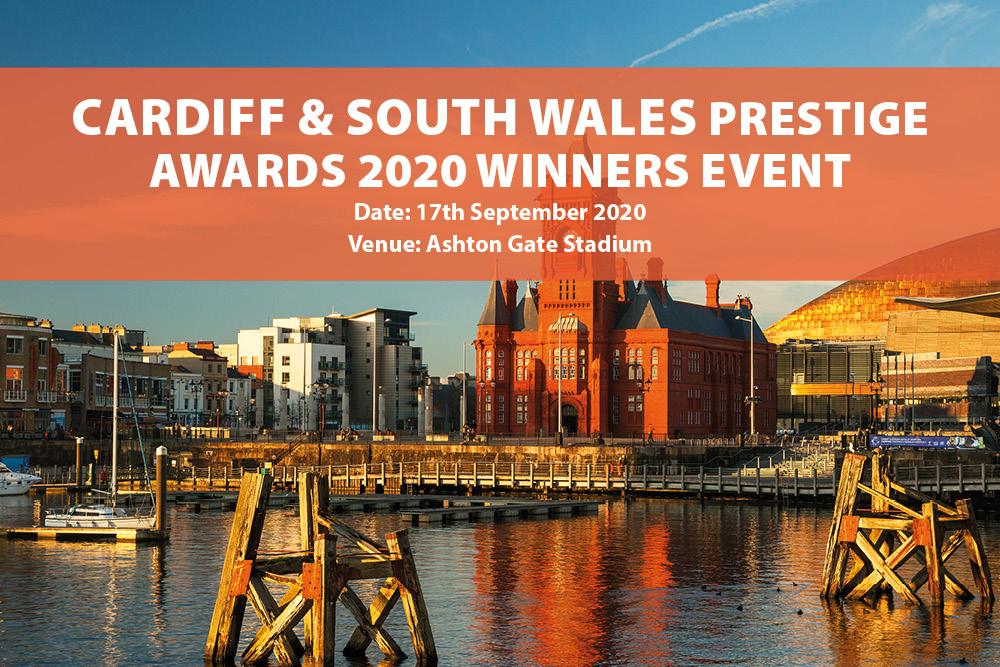 THE CARDIFF & SOUTH WALES PRESTIGE AWARDS EVENT 2020