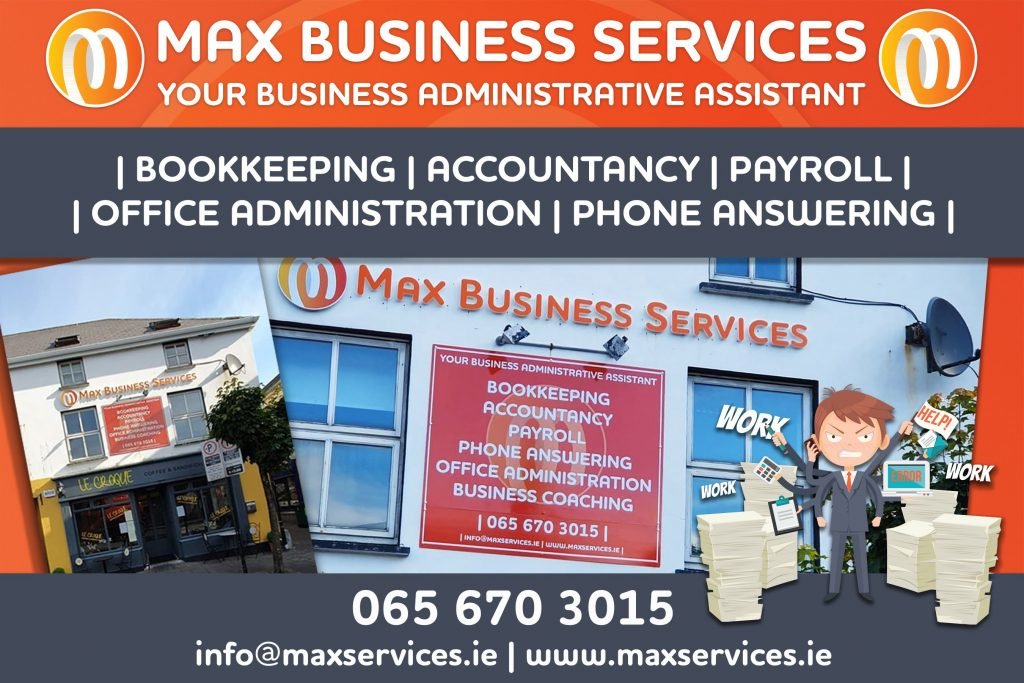 MAX BUSINESS SERVICES WINS OFFICE ADMINISTRATION SERVICE OF THE YEAR