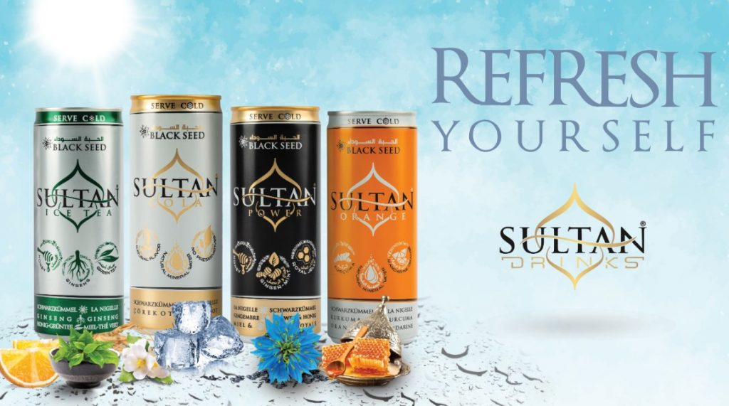 SULTAN DRINKS WINS NATURAL DRINKS COMPANY OF THE YEAR