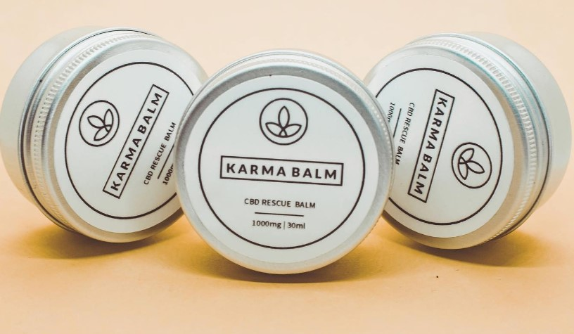 THE CBD SPECIALISTS' CREATING GOOD KARMA ON THE COAST OF TYNEMOUTH