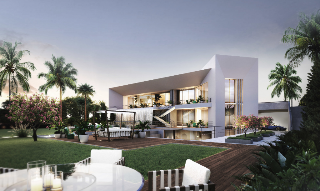 Versace Home To Create The Stunning Interiors For New Dar Al Arkan Luxury Villas In Shams Ar Riyadh Project