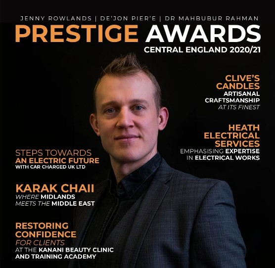 The Central England Prestige Awards 2020/21 Guide is Now Out.