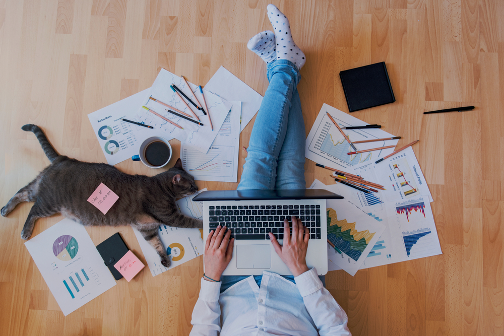 Say Goodbye To Full-time Office Working