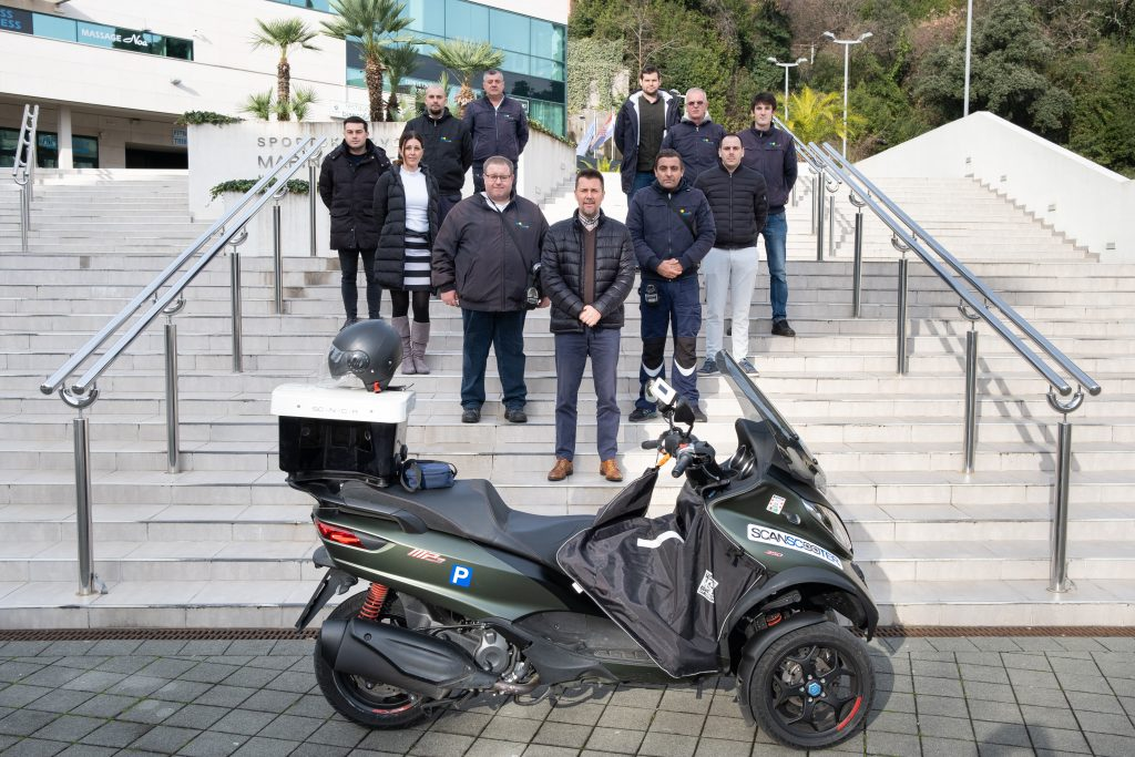 Opatija 21 d.o.o. Wins Parking Management Company of the Year